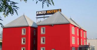 Enzo Hotels - Mulhouse - Building
