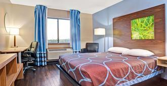路易斯維爾機場速 8 酒店 - 路易斯維爾 - 路易斯維爾(肯塔基州) - 臥室