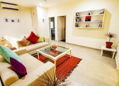 Anara Homes And Villas - Gk II - Nueva Delhi - Sala de estar