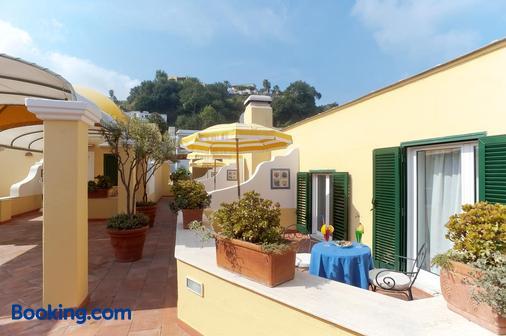 Albergo La Reginella - Lacco Ameno - Balcony