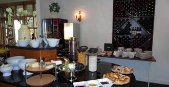 Milling Hotel Ansgar - Odense - Açık büfe
