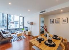 Sofun Homely Apartment On Cordelia St - Brisbane - Sala pranzo
