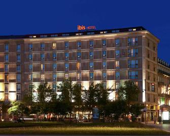 ibis Strasbourg Centre Gare - Estrasburgo - Edificio