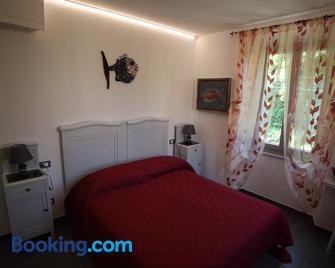 5 Terre Pelagos 1 - Манарола - Bedroom