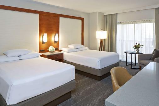 亞特蘭大市中心君悅酒店 - 亞特蘭大 - 亞特蘭大 - 臥室