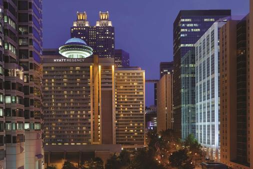 亞特蘭大市中心君悅酒店 - 亞特蘭大 - 亞特蘭大 - 建築