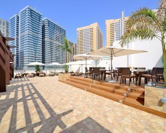 Golden Sands Hotel Sharjah - Sharjah - Binnenhof