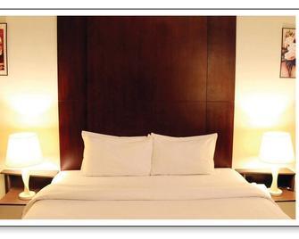 Ginasuite Kompleks27 Hotel - Bandar Seri Begawan - Slaapkamer