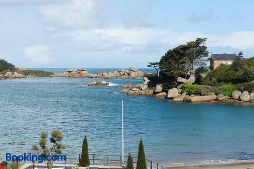 Citotel De L'europe - Perros-Guirec - Beach