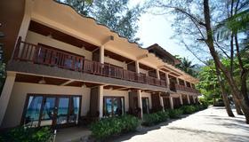 Haad Khuad Resort - Koh Phangan - Rakennus