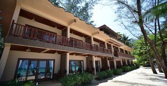 Haad Khuad Resort - Ko Pha Ngan - Bygning
