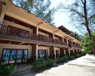 Haad Khuad Resort - Ko Pha Ngan - Building