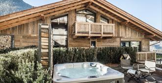 Hotel Montchalet - Ortisei - Habitación