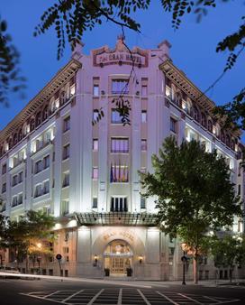 NH Collection Gran Hotel de Zaragoza - Zaragoza - Toà nhà