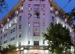 NH Collection Gran Hotel de Zaragoza - Zaragoza - Bangunan