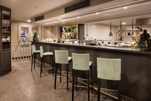 NH Collection Gran Hotel de Zaragoza - Zaragoza - Bar
