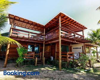 Pôr do Sol Eco Suítes - Barra Grande - Gebäude