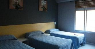 Pension Corona - Zaragoza - Bedroom