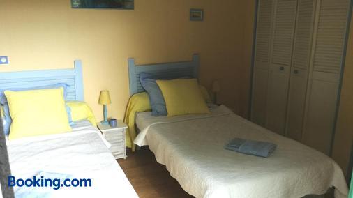 Les Hôtes Landes - Roquefort - Bedroom