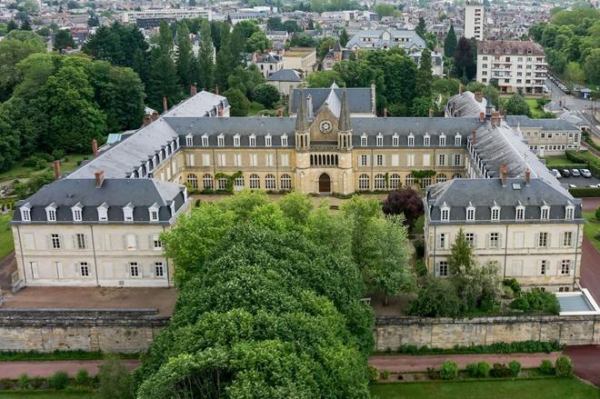 Espace Bernadette Soubirous Nevers - Nevers - Rakennus