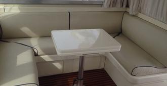 Barca mabruka - Sanremo