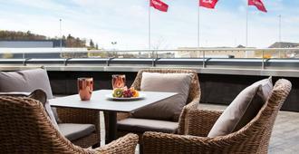 Scandic Flesland Airport - Bergen - Balcony