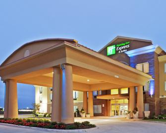 Holiday Inn Express Hotel & Suites Pauls Valley - Pauls Valley - Building
