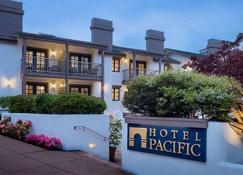 Hotel Pacific - Monterey - Κτίριο