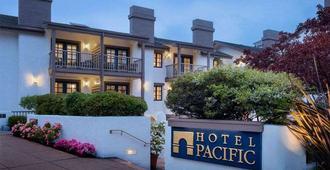 Hotel Pacific - מונטריי - בניין