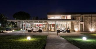 Hotel Villa Carlotta - Ragusa - Edificio