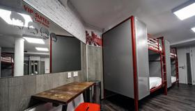 Euro Hostel Liverpool - Liverpool - Phòng ngủ