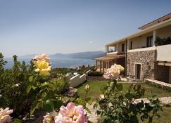 Hotel Villa Gustui Maris - Доргали - Вид снаружи