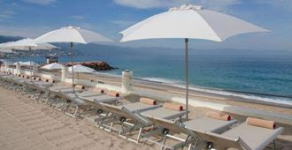 Plaza Pelicanos Grand Beach Resort - Puerto Vallarta - Strand