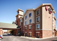 Best Western Plus Gateway Inn & Suites - Aurora - Rakennus