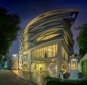 Anajak Bangkok Hotel - Bangkok - Toà nhà