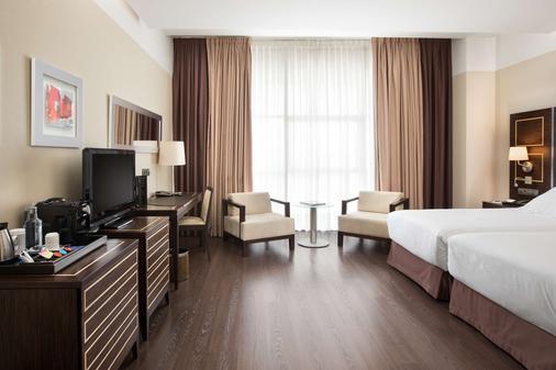 NH Gran Hotel Casino Extremadura - Badajoz - Makuuhuone
