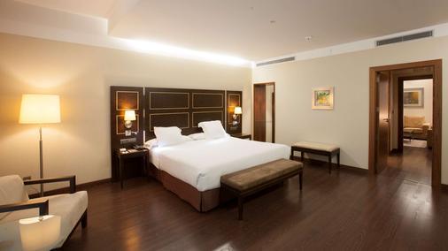NH Gran Hotel Casino Extremadura - Badajoz - Κρεβατοκάμαρα