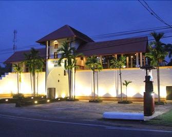 The Triangle Hotel - Anuradhapura - Toà nhà