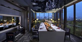 超/曼谷飯店 - 曼谷 - 餐廳