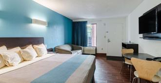 Motel 6 Lexington - Lexington - Bedroom