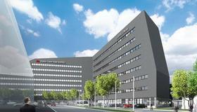Austria Trend Hotel Doppio - Βιέννη - Κτίριο
