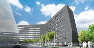 Austria Trend Hotel Doppio - וינה - בניין
