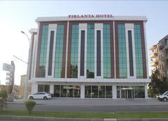 Yze Pirlanta Hotel - Malatya - Bygning