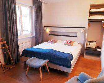 Hotel Bären am Bundesplatz - Bern - Slaapkamer