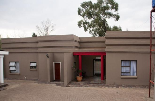Reitumetse Guesthouse - Maseru - Gebäude