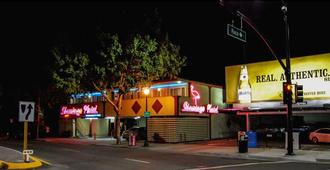 The Flamingo Motel - San Jose - Byggnad