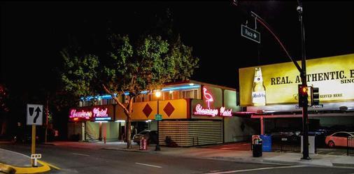 The Flamingo Motel - San José - Building