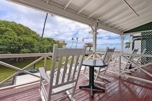 Best Western Pioneer Inn - Lahaina - Balcony