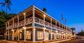 Best Western Pioneer Inn - Lahaina - Edificio