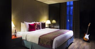 Hard Rock Hotel Goa - Calangute - Bedroom